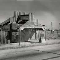 Walker Evans - A Group of Four Architectural Photographs 1