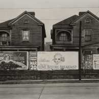 Walker Evans - A Group of Four Architectural Photographs 3