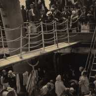 Alfred Stieglitz -- The Steerage