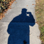 Me, and, my shadow ... (Fair St.)