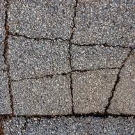 Cracks make a game board