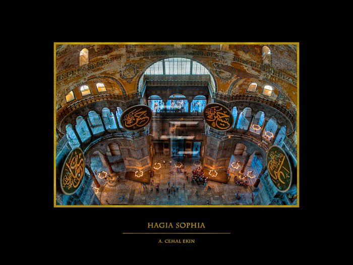 Hagia Sophia 12