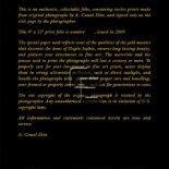 Hagia Sophia Certificate of Authenticity