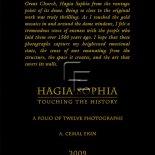 Hagia Sophia Cover
