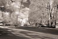 Spring Green - Narragansett Parkway intersection