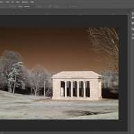 Open a raw image in Photoshop