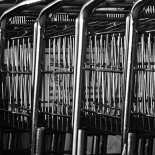Shopping carts are ready