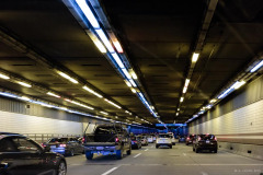 One of the Tunnels in Boston
