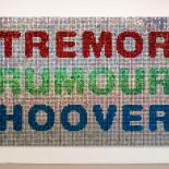 Artists in Their Own Time # 1, Huseyin Bahri Alptekin, TREMOR, RUMOUR, HOOVER, 2001