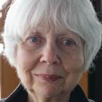 Jan at the restaurant balcony