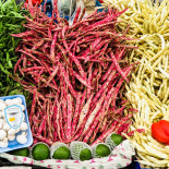 Vegetables at the Kuzguncuk Market