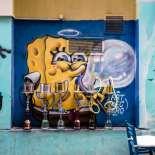 Graffiti near Galatasaray