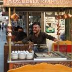Coffee on demand, Kadikoy Market