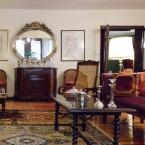 Inside of the living room