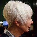 Jan's new hair do