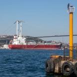 Bosphorus Cargo Ship