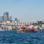 Bosphorus Passenger Motorboat