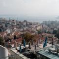 View from Divan Brasserie