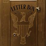 Ornate Mail Box