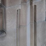 Decorative Details on the Towers