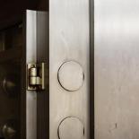 Steel Vault Door and Lock