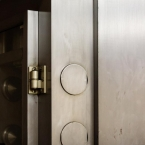 Steel Vault Door and Lock