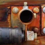 Boatyard abstract