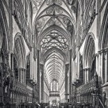 Salisbury Quire and Nave