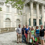 At The Marble House, Newport