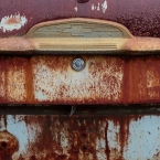 Time Paints With Rust