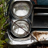 Stacked headlights of the 60s