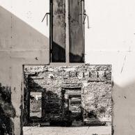 Hanging Doors Over Head