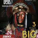 Lens Magazine Cover