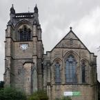 St Augustine Church where Sep got married