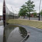 Steel Sculpture, Photograph by Jan Ekin