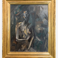 Seated Nude, Pablo Picasso, Tate Modern
