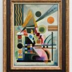 Wassily Kandinsky, Swinging, Tate Modern