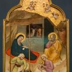 The Nativity, Spinello Arentino