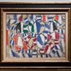 Contrasts of Forms, Fernand Leger, Courtauld Gallery