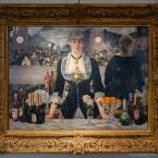 A Bar at the Folies-Bergère, Eduard Manet, Courtauld Gallery