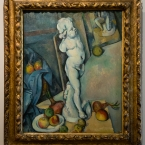 Still Life with Plaster Cupid, Paul Cézanne, Courtauld Gallery