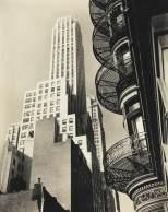 Berenice Abbott - Murray Hill Hotel Spiral