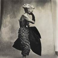 Irving Penn - Cocoa Dress