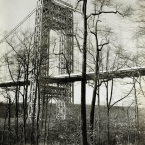 Berenice Abbott - Geroge Washington Bridge