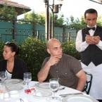 Ekin, Yunus, (waiter)