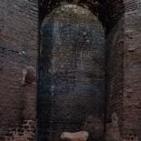 Inside the Red Basilica Rotunda