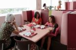 American Girl Cafeteria