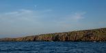 Moonrise over Cunda Island