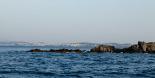 Ayvalik in the horizon