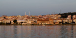 Ayvalik shore line